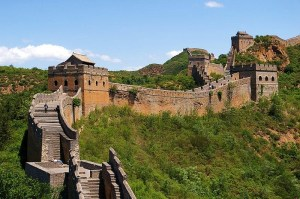Great Wall of China -- Photo by Jakub Halun