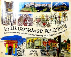 An Illustrated Journal, the book I'm currently reading.