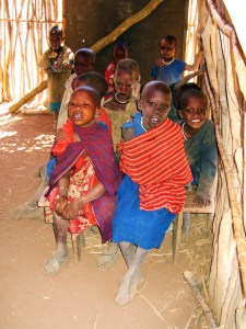 Of curse there are people who would say that I spend way too much money on travel and books. Above is a photo of a Masaai school in Tanzania. I spent a good bit of money to visit Africa, and these school children reminded me of how little some people have. The world is just not fair. -- Photo by Pat Bean