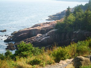 From Sea to Shining Sea: Acadia National Park, Maine -- Photo by Pat Bean