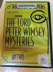 DVDs of some of the Lord Wimsey films I checked out of the library get the credit for this blog idea.