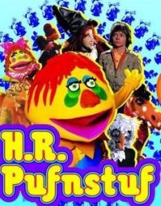 """Pufnstuf was the zaniest, and rumors went around that he was a """"weed"""" eater."""