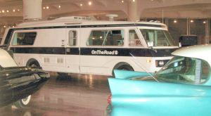 "Gypsy Lee was my version of Charles Kuralt's ""On the Road"" RV, which now sits in the Henry Ford Museum in Dearborn, Michigan. -- Photo by Pat Bean."