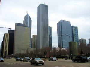 Sara Peretsky's Chicago. -- Photo by Pat Bean