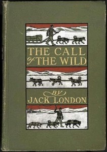 Jack London's books encourage my love of animals; and it was a big thrill when I got to see his Yukon cabin.
