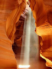 Is Antelope Canyon in Arizona  a slot canyon, a wash.  an arroyo, or a gulch or all of the above. See. Some questions aren't easy to answer.