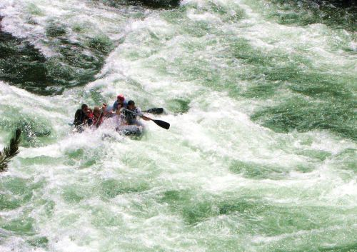 I was 43 years old when I experienced my first white water adventure. Within the next week, I had bought my own raft, and for the next 20 years running rapids was my passion. The river taught me much about myself.