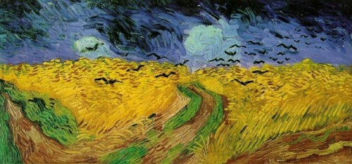 Vincent van Gogh liked the color yellow, too.