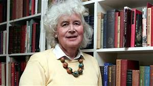 Jan Morris, who is now 88 to my 76. -- Wikimedia photo
