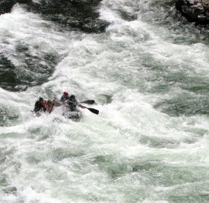 White-water rafting was my fireworks for almost 20 years.