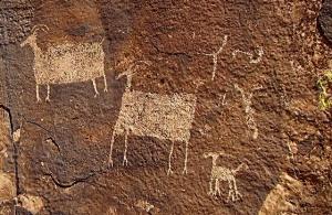 More Anasazi Ridge petroglyphs