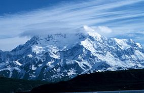 Mount St. Elias -- Wikimedia photo